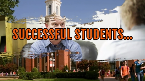 Thumbnail for entry Successful Students Take Care of Themselves