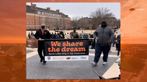 Thumbnail for entry REBROADCAST:  2021 MLK Virtual Keynote Address