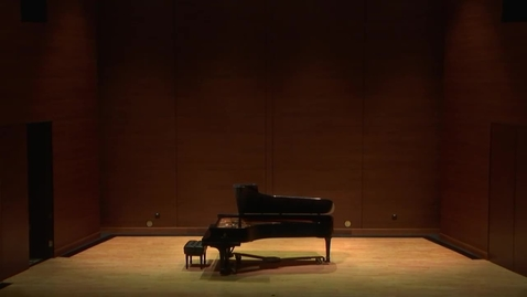 Thumbnail for entry  Greenwood School of  Music Senior Recital:  Blake Hilligoss