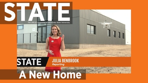 Thumbnail for entry STATE - A New Home
