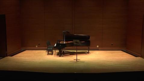 Thumbnail for entry Greenwood School of Music Senior Recital--Shayla Le