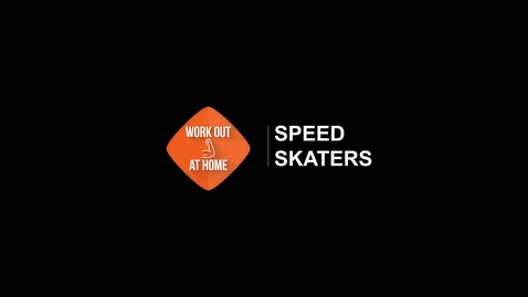 Thumbnail for entry Speed Skaters
