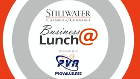 Thumbnail for entry August 2018 Stillwater Chamber of Commerce Business@Lunch: Dave Hunziker