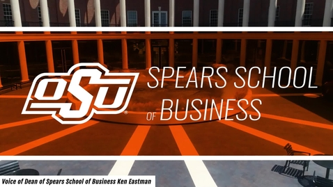 Thumbnail for entry Learn more about OSU's Spears School of Business!