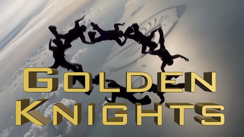 Thumbnail for entry OSU Vice President Skydives with Army Golden Knights