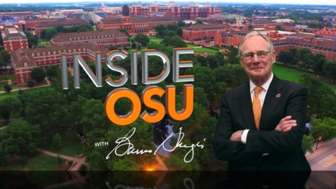 Thumbnail for entry Inside OSU With Burns Hargis:  One-On-One With Tim DuBois