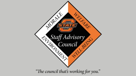 Thumbnail for entry April Staff Advisory Council Meeting