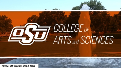Thumbnail for entry Learn more about OSU's College of Arts and Sciences!