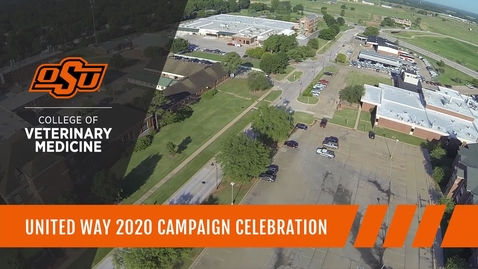 Thumbnail for entry 2020 United Way Campaign Celebration