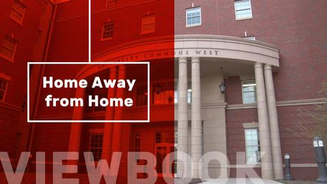Thumbnail for entry Home Away from Home