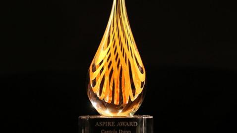 Thumbnail for entry OSU-Tulsa ASPIRE Award: Captola Dunn