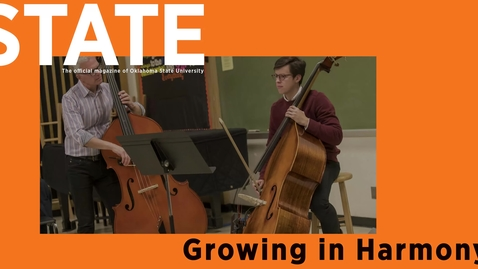 Thumbnail for entry STATE - Growing in Harmony