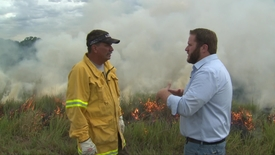 Thumbnail for entry The benefits of prescribed burns in growing season