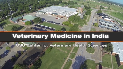 Thumbnail for entry Veterinary Medicine in India