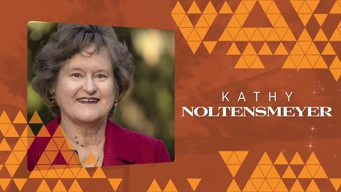 Thumbnail for entry Honors Champion: Kathy Noltensmeyer
