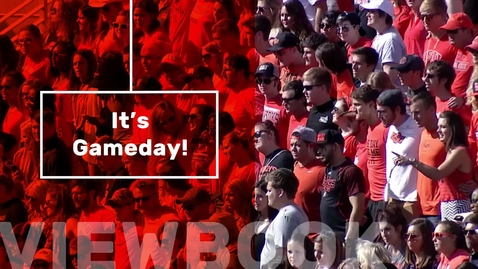 Thumbnail for entry It's Gameday!