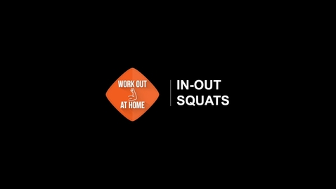 Thumbnail for entry In-out Squats
