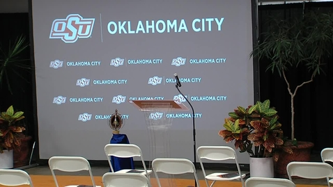 Thumbnail for entry OSU OKC 2021 Commencement Ceremonies--Nursing