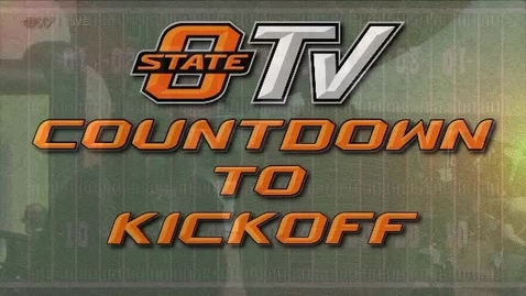 Thumbnail for entry  Countdown to Kickoff (11/17/18) - Previewing West Virginia