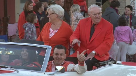 Thumbnail for entry Homecoming 2012:  Inside OSU with Burns Hargis