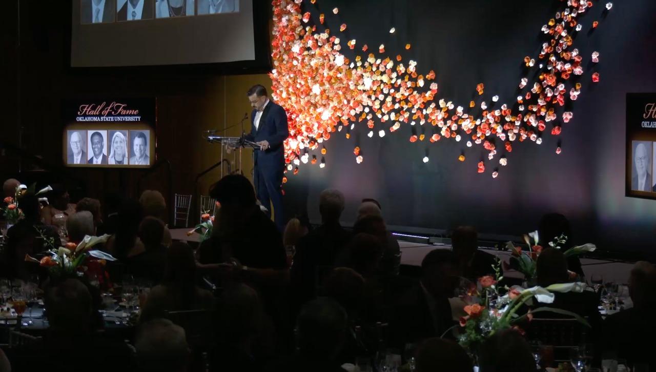 REBROADCAST:  OSU Hall of Fame 2020