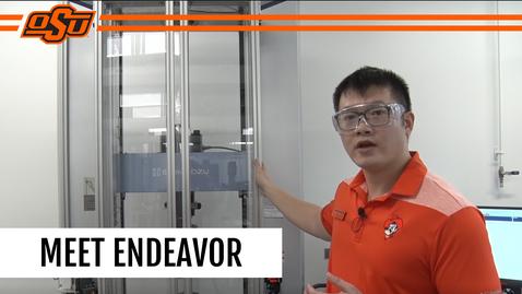 Thumbnail for entry Meet ENDEAVOR