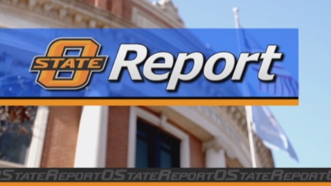OStateReport:  The Wall That Heals, Stillwater Arts Festival, Spring Game