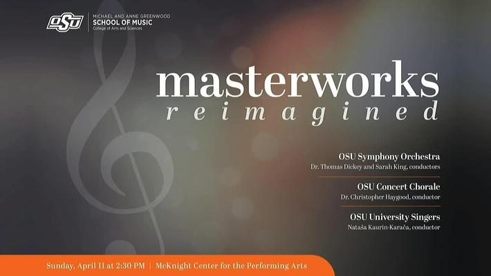 REBROADCAST : President's Masterworks Concert 2021