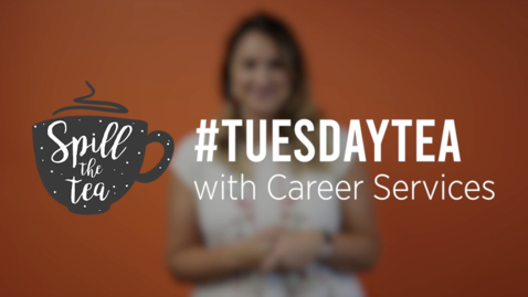 Thumbnail for entry Career Fair Plus