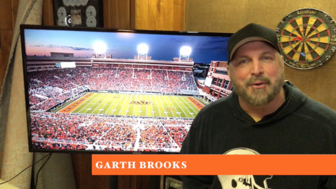 Thumbnail for entry Happy Birthday to OSU's #1 Cowboy:  Boone Pickens!