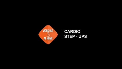 Thumbnail for entry Cardio step-ups