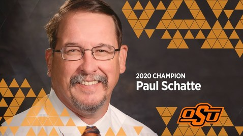 Thumbnail for entry 2020 Honors Champion: Paul Schatte