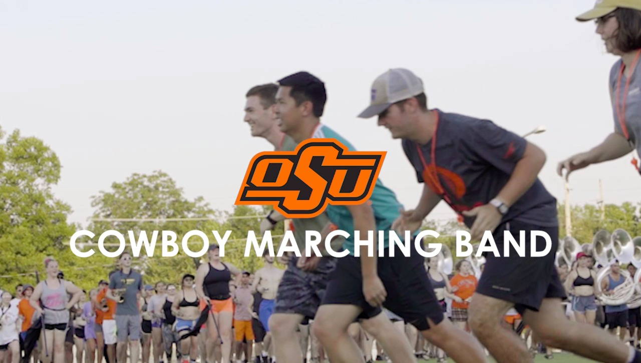 The Cowboy Marching Band