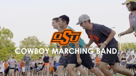 Thumbnail for entry The Cowboy Marching Band