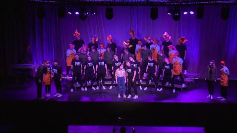 Thumbnail for entry 2019 Spring Sing: Chi Omega and Farmhouse