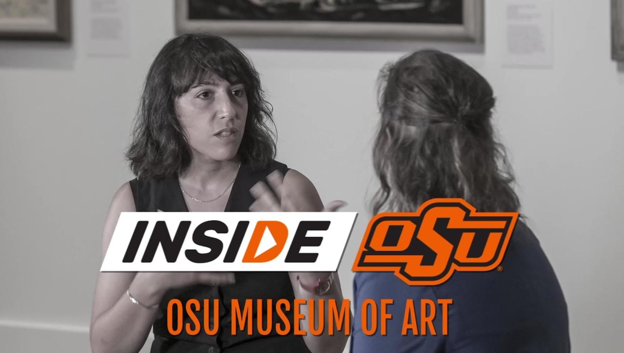 Inside OSU: OSU Museum of Art