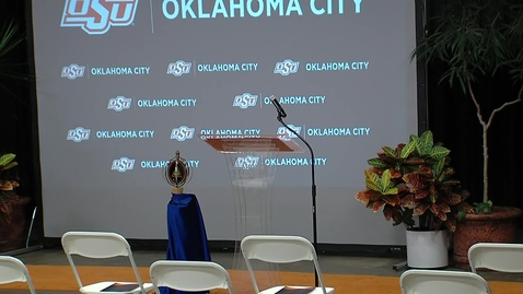 Thumbnail for entry OSU OKC 2021 Commencement Ceremonies--Liberal Arts & STEM