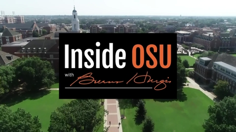 Thumbnail for entry Inside OSU With Burns Hargis:  The Final Episode