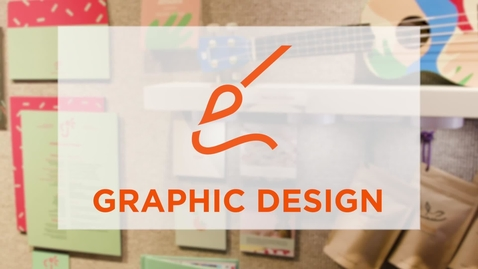 Thumbnail for entry CAS Major Profile: Graphic Design