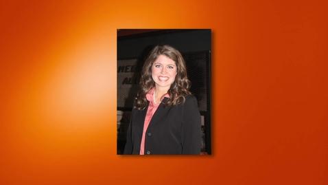 Thumbnail for entry Laurel Wilson - 2012 Outstanding Senior