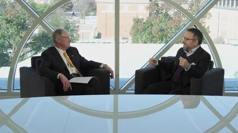 Inside OSU with Burns Hargis:  Planet Money's Robert Smith