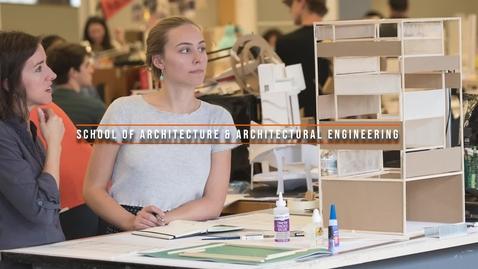Thumbnail for entry Architecture Majors Recruitment