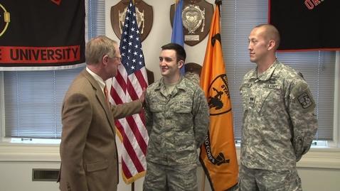 Thumbnail for entry Inside OSU - ROTC Program