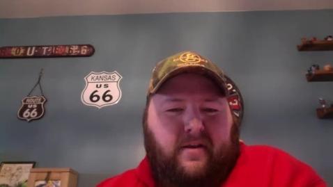 Thumbnail for entry 1/27/21 Cowboy Wrestling: John Smith and Jalin Harper Speak to the Media