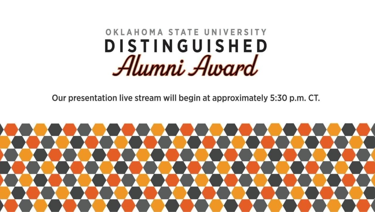 2021 Distinguished Alumni Awards