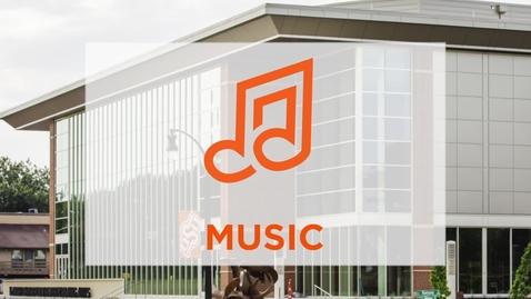 Thumbnail for entry CAS Major Profile: Music
