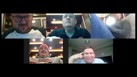 Thumbnail for entry 2/10/21 Cowboy Baseball: OSU Cowboy Baseball Head Coach Josh Holliday and Players Preview the Upcoming Season