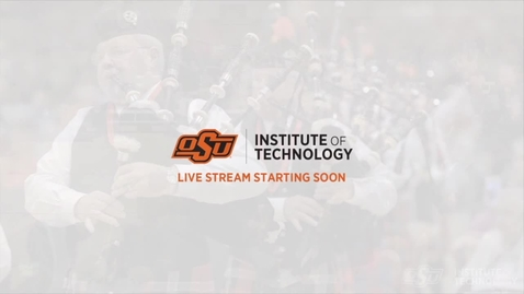 Thumbnail for entry REBROADCAST:  Fall 2019 OSU Institute of Technology Commencement Ceremony