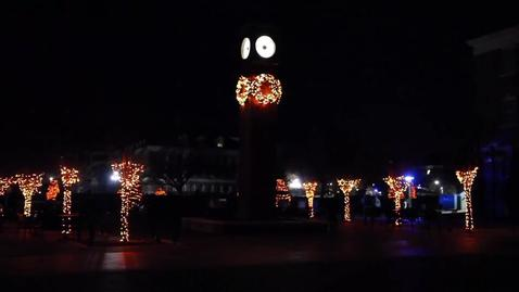 Thumbnail for entry OStateReport Extra: Fanfare of Lights