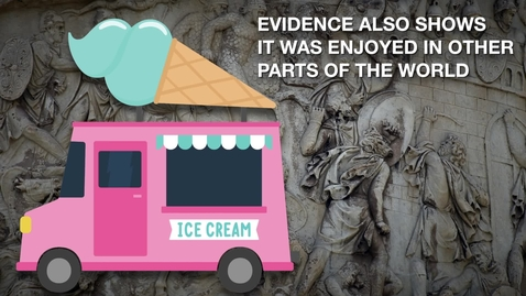 Thumbnail for entry Food Whys: The origin of ice cream